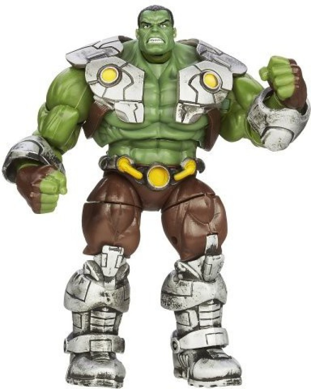 Marvel Avengers Infinite Series Hulk(Multicolor)