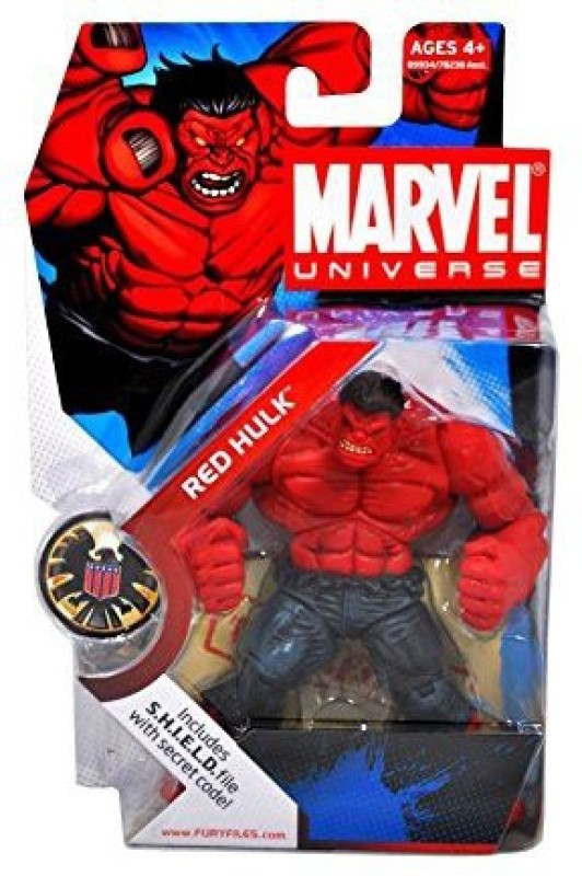 Marvel Hasbro Universe Year 2008 Series 1 Single Pack 41/2 Inch(Multicolor)