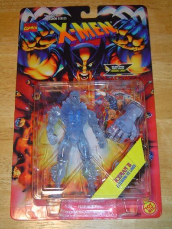 Marvel Xmen Invasion Series Iceman Ii(Blue)