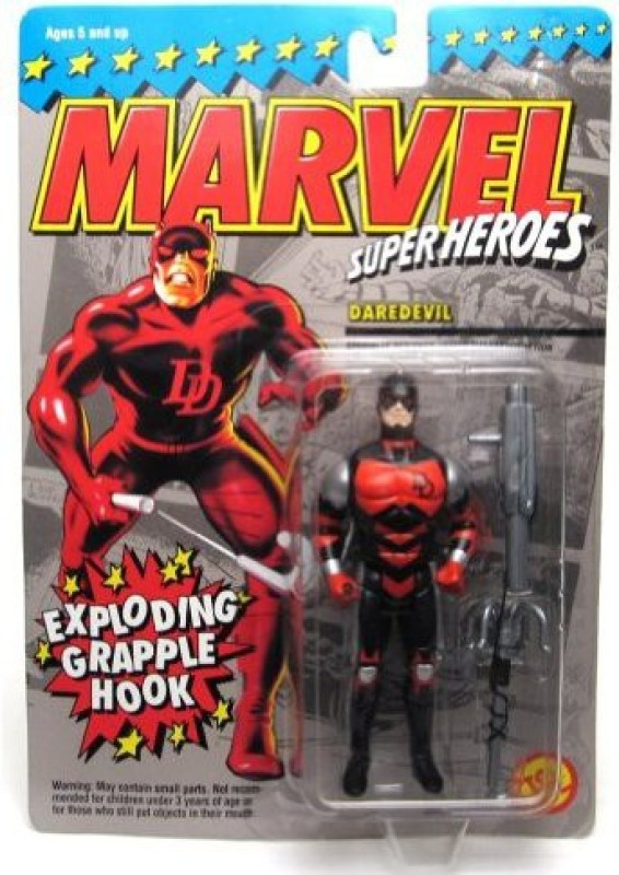Marvel Super Heroes Daredevil(Multicolor)