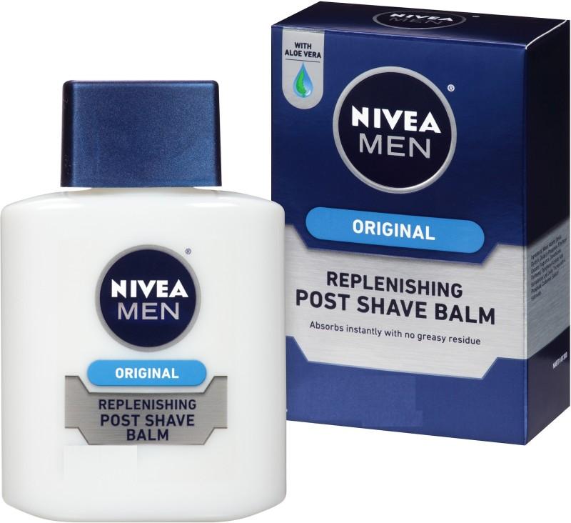 Nivea Men Replenishing Post Shave Balm Aftershave(99 ml)