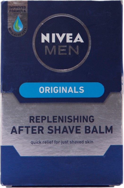 Nivea Men Originals Replenishing After Shave Balm Aftershave Balm(100 ml)
