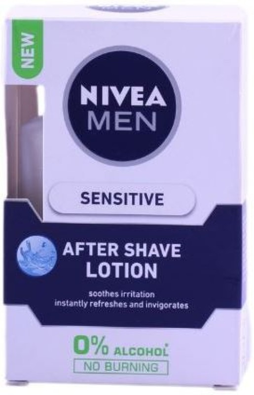 Nivea Men Sensitive After Shave Lotion(100 ml)