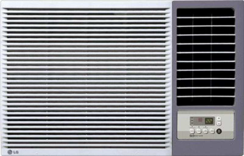 LG 1.5 Ton 5 Star BEE Rating 2017 Window AC - White(LWA5CS5A)