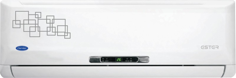 Carrier 1 Ton 5 Star BEE Rating 2017 Split AC  - White