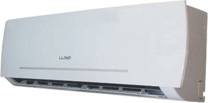 Lloyd 1.5 Ton 5 Star Split AC - White(LS19A5CX)