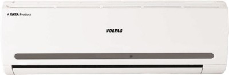 Voltas 0.75 Ton 2 Star BEE Rating 2017 Split AC - White(102 CYA)