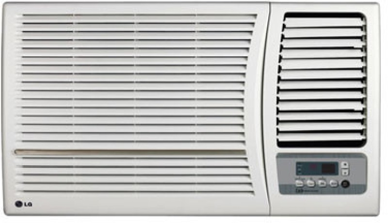 LG 1 Ton 5 Star Window AC - White(LWA3BP5F)