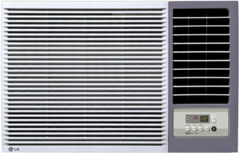 LG 1.5 Ton 3 Star BEE Rating 2017 Window AC - Crescent Silver(LWA5CS3F)