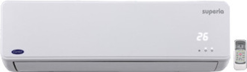 Carrier 1 Ton 5 Star Split AC - White(42KGN-012N)