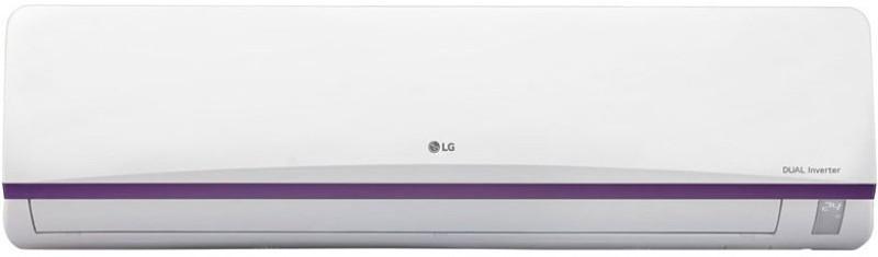 LG 1.5 Ton Inverter (3 Star) Split AC - White(JS-Q18BTXD,...