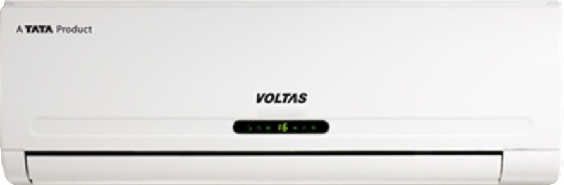 Voltas 1 Ton 2 Star BEE Rating 2017 Split AC - White(122DYe)