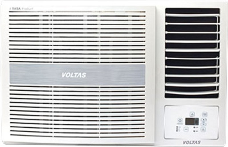 Voltas 0.75 Ton 2 Star BEE Rating 2017 Window AC - White(102 Lye)