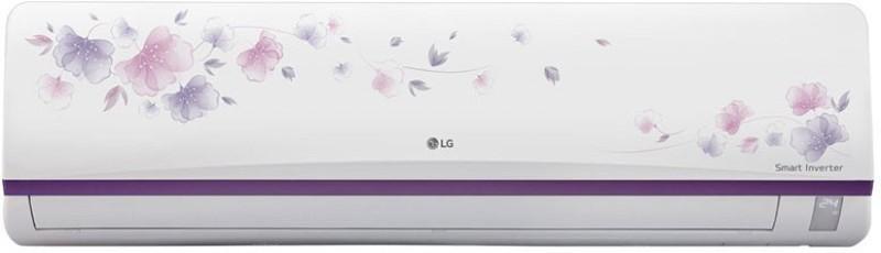 LG 1 Ton Inverter (3 Star) Split AC - White...