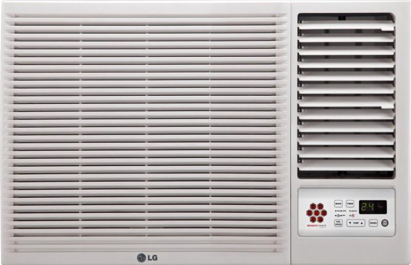LG 1.5 Ton 3 Star Window AC - White(LWA5CT3A)