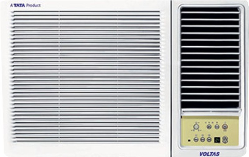 Voltas 1.5 Ton 2 Star BEE Rating 2017 Window AC - White(182 EYe)