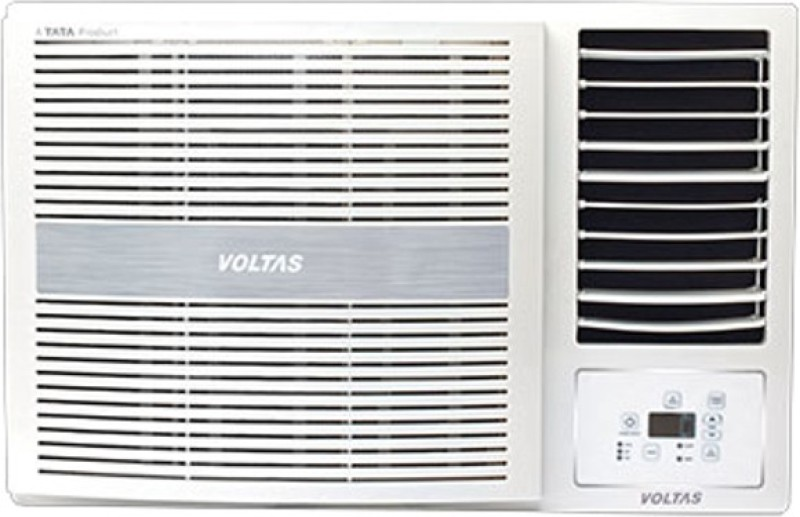 Voltas 1 Ton 2 Star BEE Rating 2017 Window AC - White(122LYe)