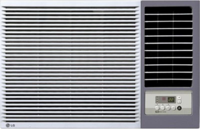 LG 1.5 Ton 5 Star BEE Rating 2017 Window AC - White(LWA5CS5A1)
