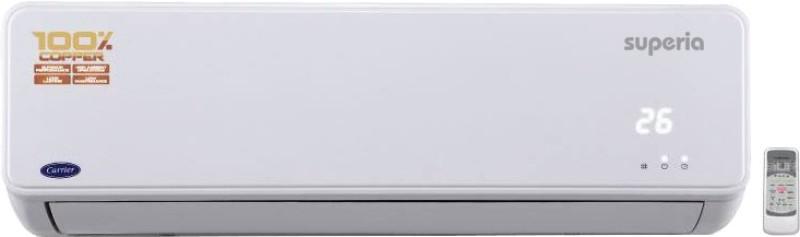 Carrier 1.5 Ton 3 Star Split AC - White(CACS18SU3C3)