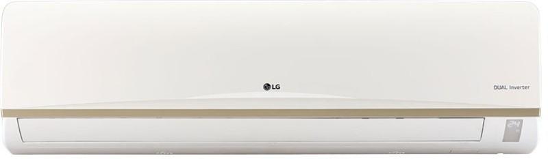 LG 1.5 Ton Inverter (3 Star) Split AC - White(JS-Q18AUXA,...