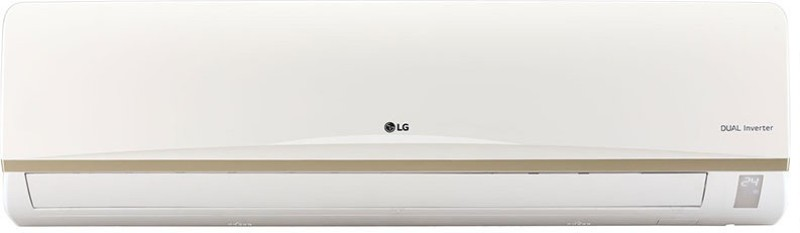 LG 1.5 Ton Inverter (3 Star) BEE Rating 2017 Split AC - White(JS-Q18AUXA, Copper Condenser)