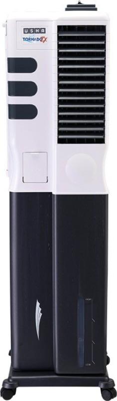 Usha 34 L Tower Air Cooler(Multicolor, Tornado ZX - CT343)