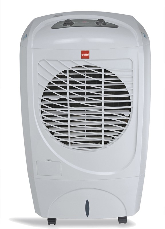 Cello Wave 50 Room Air Cooler(White, 50 Litres)