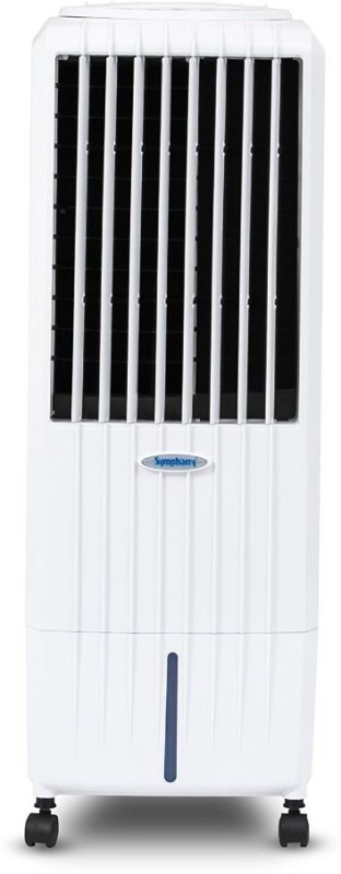 Symphony 12 L Tower Air Cooler(White, Diet 12i)