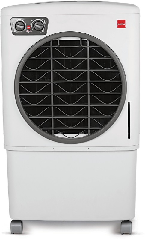 Cello Alps 60 Room Air Cooler(White, 60 Litres)