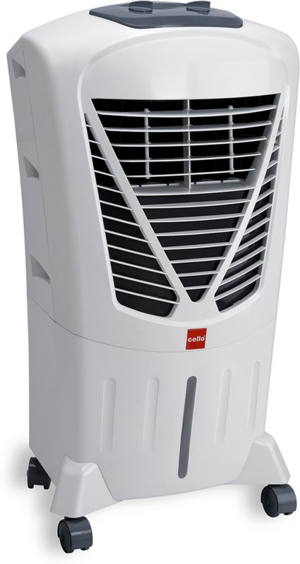 Cello Dura Cool 30 Room Air Cooler(White, 30 Litres)