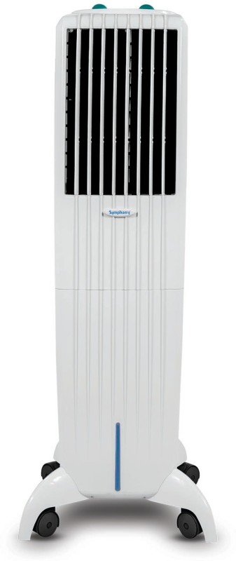 Symphony Diet 35T Tower Air Cooler(White, 35 Litres)