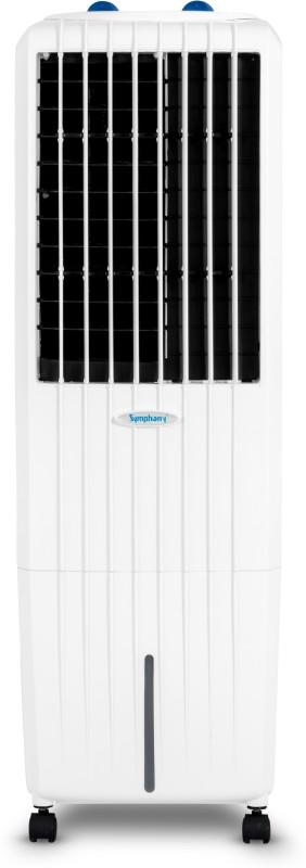 Symphony 22 L Tower Air Cooler(White, Diet 22T)