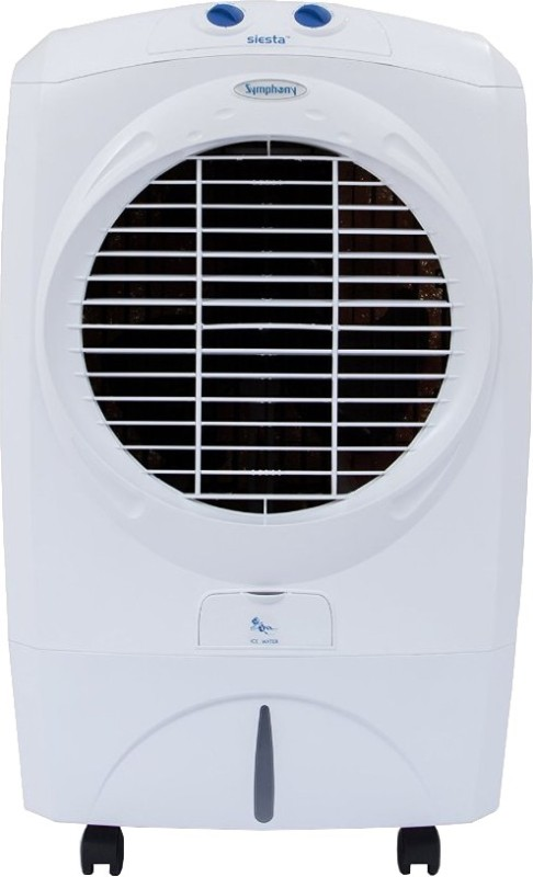 Symphony 45 L Room/Personal Air Cooler(White, Siesta 45_dummy)