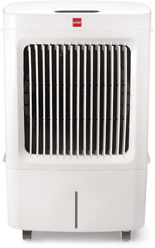 Cello Osum 50 Room Air Cooler(White, 50 Litres)