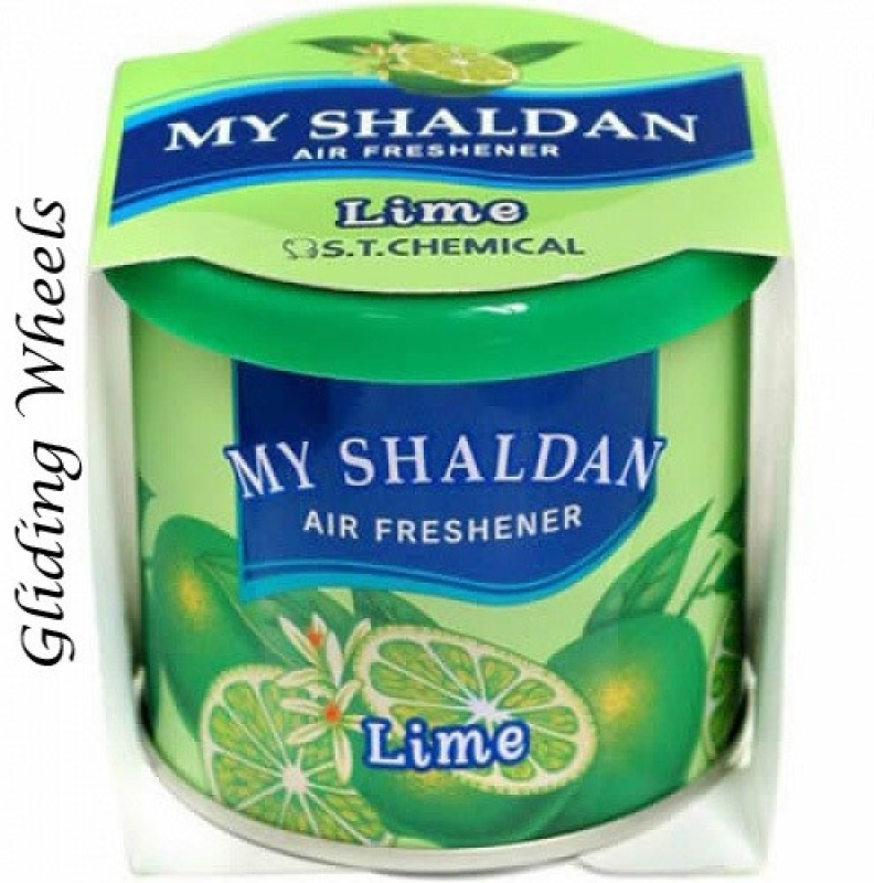 My Shaldan Lime Car Freshener(80 g)