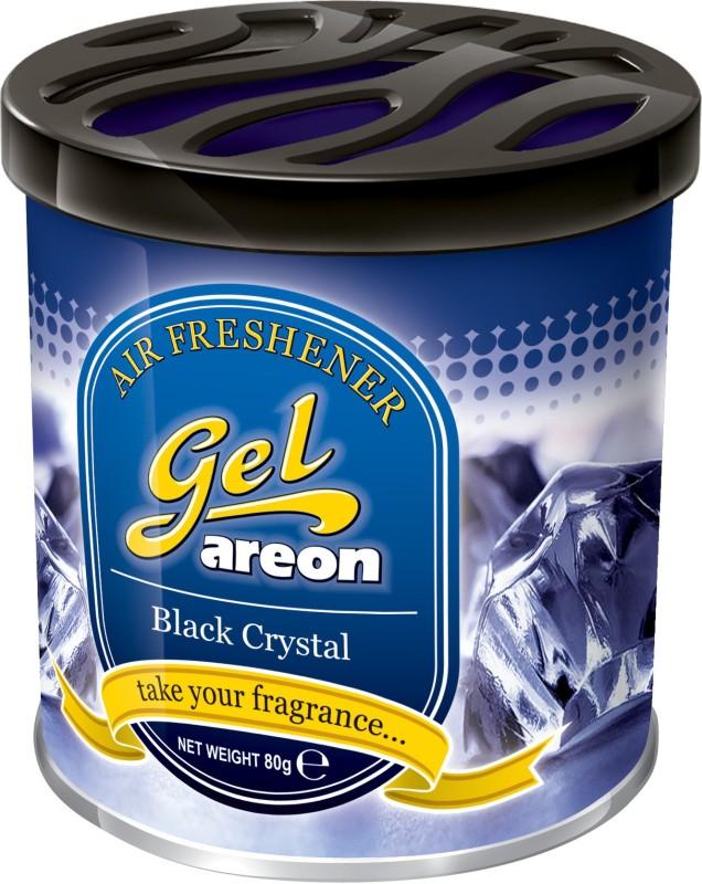 Areon Black crystal Car Perfume Gel(80 g)