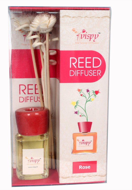 Vispy The Scent Of Peace ROSE Diffuser(35 ml)