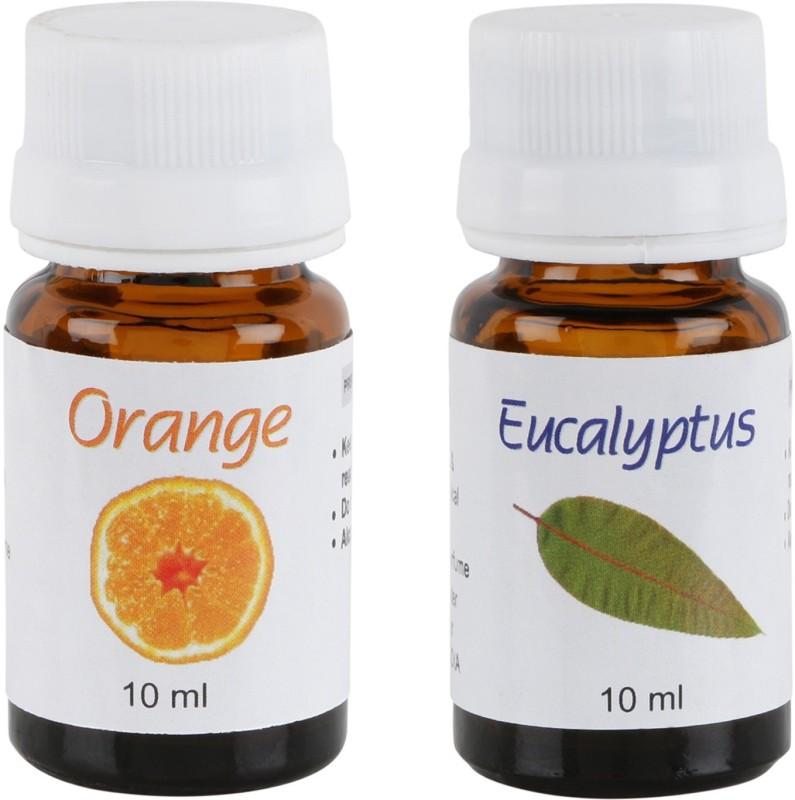 Divine Miracles Orange & Eucalyptus Aroma Oil(20 ml)