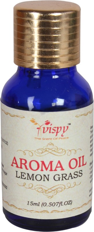 Vispy The Scent Of Peace Lemongrass Aroma Oil(15 ml)
