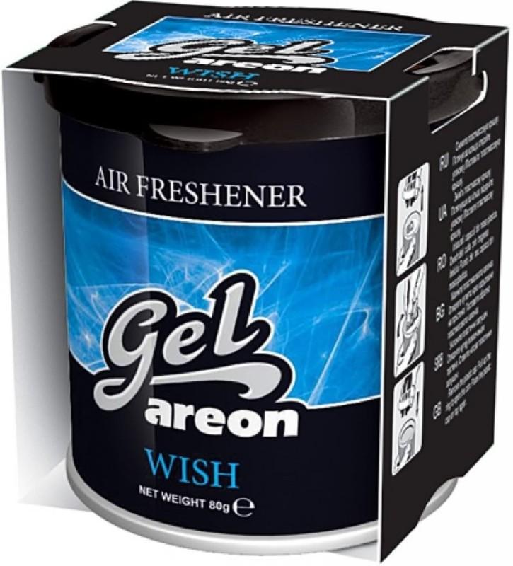 Areon Wish Car Perfume Gel(80 g)