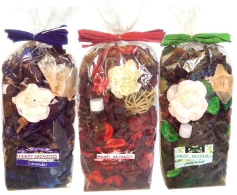 Trinnity Aromatics Lavender, Rose And Jasmine Potpourri(450 g)