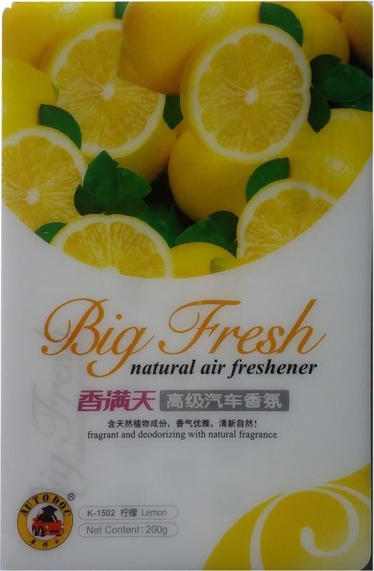 AUTODOC BIGFRESH Lemon Car Freshener(200 g)