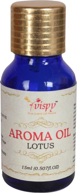 Vispy The Scent Of Peace Lotus Aroma Oil(15 ml)