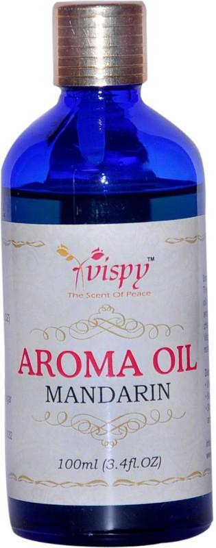 Vispy The Scent Of Peace Mandarin Aroma Oil(100 ml)