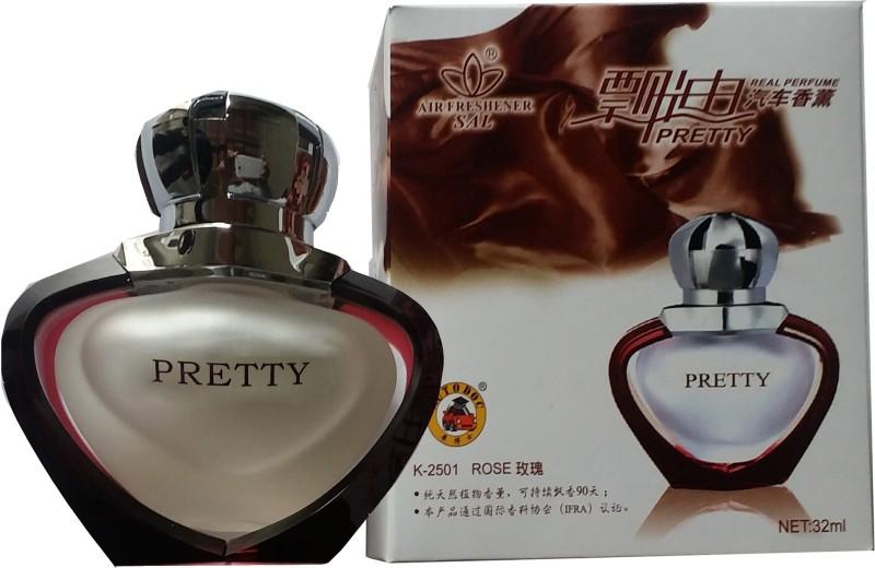 AUTODOC PRETTY Rose Car Perfume Liquid(32 ml)