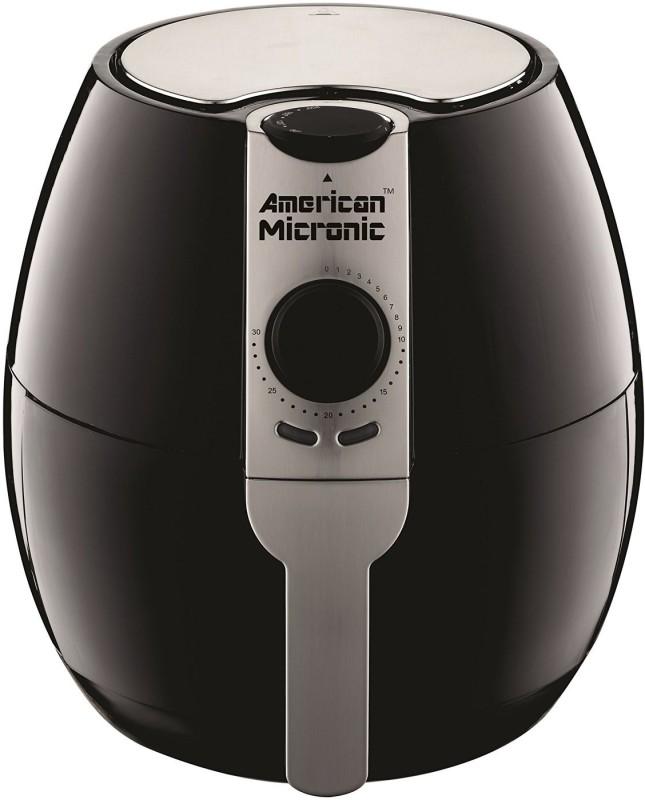 American Micronic AMI-AF1-35CLDx Air Fryer(3.5 L, Black)