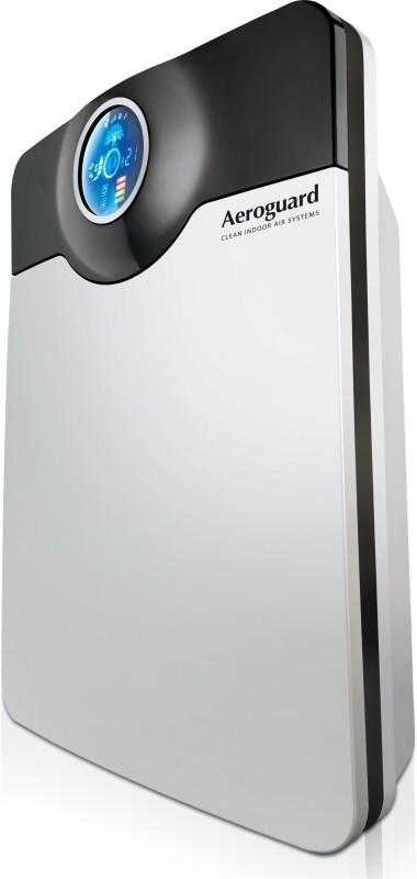 Eureka Forbes Aerogaurd Portable Room Air Purifier(Silver)