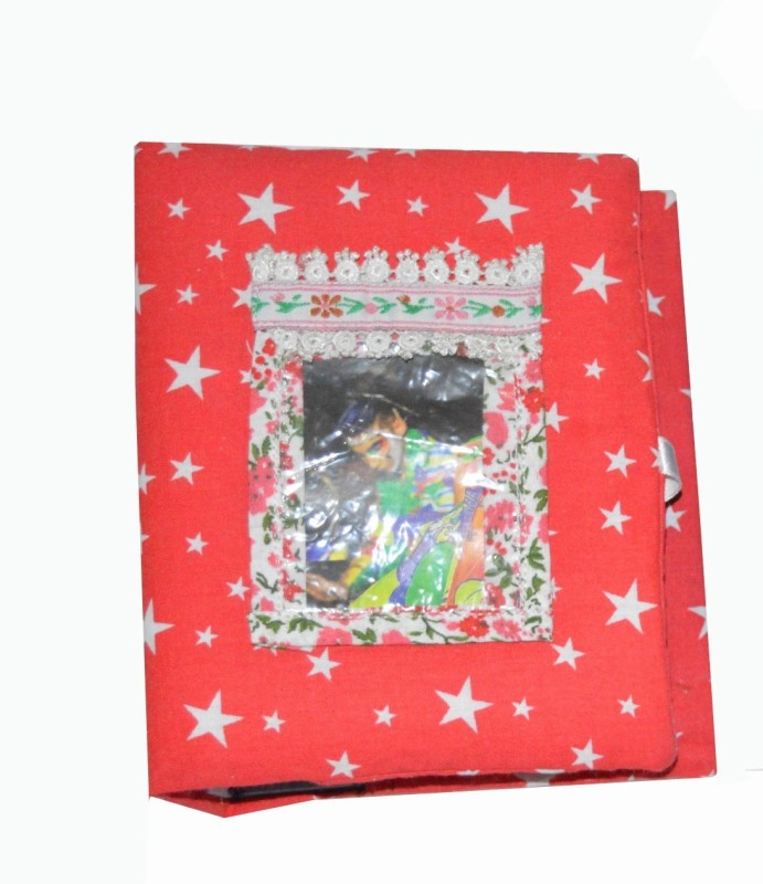 Creative Textiles stars Album(Photo Size Supported: 4x6 inch)