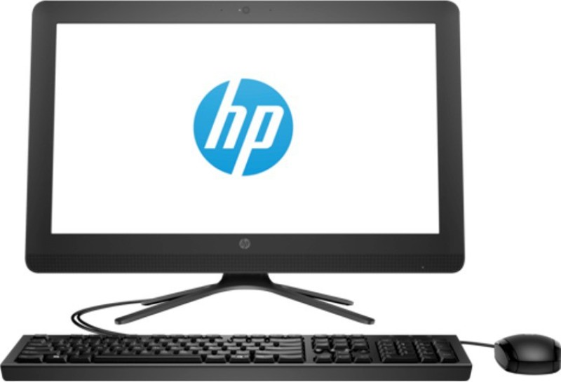 HP - (Pentium Quad Core/4 GB DDR3/1 TB/Linux/512 MB)(Black, 34.2 cm x 48.6 cm x 4.8 cm, 3.5 kg, 19.5 Inch Screen)