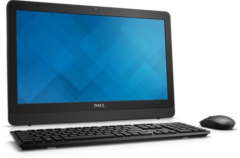Dell - (Pentium Quad Core/4 GB DDR3/500 GB/Ubuntu)(Black, 19.5 Inch...